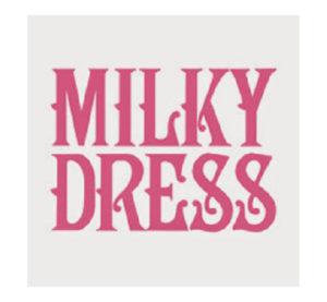 Milky Dress